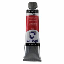 Van Gogh Oil Colors, 40ml, Permanent Rose