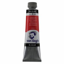 Van Gogh Oil Colors, 40ml, Permanent Red