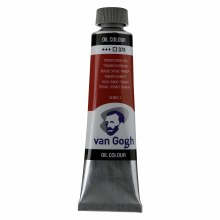 Van Gogh Oil Colors, 40ml, Transparent Oxide Red