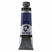 Van Gogh Oil Colors, 40ml, Prussian Blue