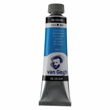 Van Gogh Oil Colors, 40ml, Cerulean Blue