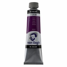 Van Gogh Oil Colors, 40ml, Permanent Blue Violet