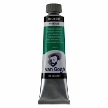 Van Gogh Oil Colors, 40ml, Permanent Green Deep