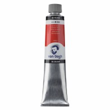 Van Gogh Oil Colors, 200ml, Azo Red Medium