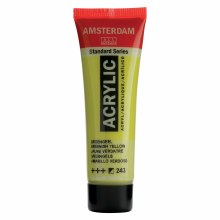 Amsterdam Standard Acrylics, 20ml, Greenish Yellow