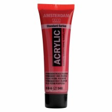 Amsterdam Standard Acrylics, 20ml, Permanent Red Pure