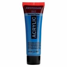 Amsterdam Standard Acrylics, 20ml, Manganese Blue Pthalo