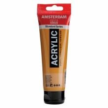 Amsterdam Standard Acrylics, 120ml, Gold Ochre