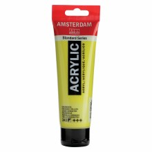 Amsterdam Standard Acrylics, 120ml, Greenish Yellow