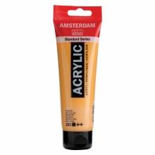 Amsterdam Acrylics, 120ml, Gold Yellow
