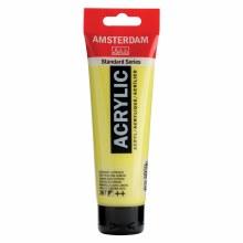 Amsterdam Standard Acrylics, 120ml, Azo Yellow Lemon