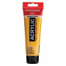 Amsterdam Standard Acrylics, 120ml, Azo Yellow Deep
