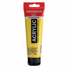 Amsterdam Acrylics, 120ml, Transparent Yellow Medium