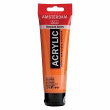 Amsterdam Standard Acrylics, 120ml, Azo Orange