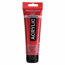 Amsterdam Acrylics, 120ml, Transparent Red Medium