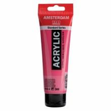 Amsterdam Standard Acrylics, 120ml, Quinacridone Rose