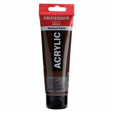 Amsterdam Acrylics, 120ml, Burnt Umber