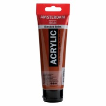 Amsterdam Acrylics, 120ml, Burnt Sienna