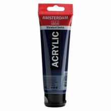 Amsterdam Standard Acrylics, 120ml, Prussian Blue Pthalo