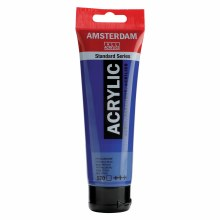 Amsterdam Standard Acrylics, 120ml, Pthalo Blue