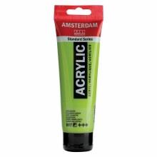 Amsterdam Acrylics, 120ml, Yellowish Green