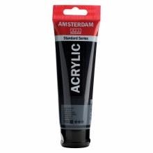 Amsterdam Acrylics, 120ml, Lamp Black