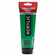 Amsterdam Acrylics, 250ml, Permanent Green Light