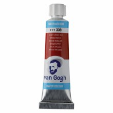 Van Gogh Watercolor 10ml, Light Oxide Red - 339