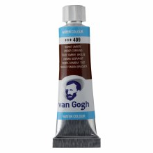Van Gogh Watercolor 10ml, Burnt Umber - 409