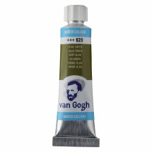 Van Gogh Watercolor 10ml, Olive Green - 620