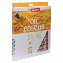 Art Creation Oil Color Sets, 24 Color Set - 12ml Tubes