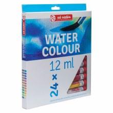 Art Creation Watercolor Sets, 24-Color Set