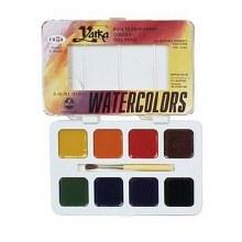 Yarka Watercolor 8-Set