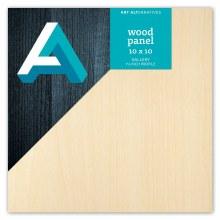 "Wood Gallery Panel, 1-1/2"" Profile, 10"" x 10"""
