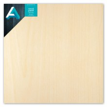 """Wood Gallery Panel, 1-1/2"""" Profile, 24"""" x 24"""" In-Store Pickup Only"""