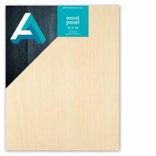 "Wood Studio Panel, 3/4"" Profile, 11"" x 14"""