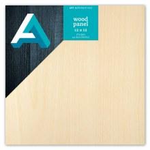 "Wood Studio Panel, 3/4"" Profile, 12"" x 12"""