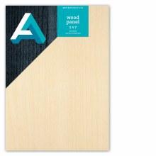 "Wood Studio Panel, 3/4"" Profile, 5"" x 7"""