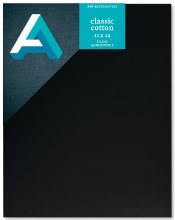 Canvas Panels - Black, 11 in. x 14 in.