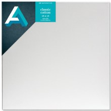 Stretched Gallery Canvas, 1-3/8 in. Profile, 16 in. x 16 in.