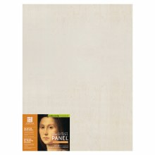 """Unprimed Basswood Panel, 1-1/2"""" Profile, 18"""" x 24"""" In-Store Pickup Only"""
