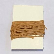 Waxed Linen Binder's Thread, Butterscotch
