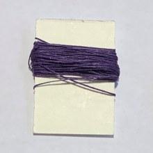 Waxed Linen Binder's Thread, Plum