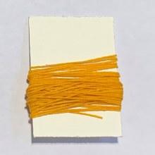 Waxed Linen Binder's Thread, Yellow