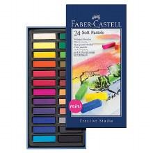 Creative Studio Soft Pastel Sets, 48 Pastel Set - 1/2 Stick