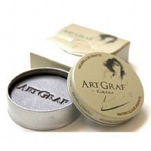 ArtGraf Water-Soluble Graphite & Carbon, Water-Soluble Graphite 20g Tin