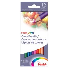 Colored Pencil Sets, 12-Color Set