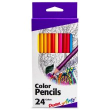 Colored Pencil Sets, 24-Color Set