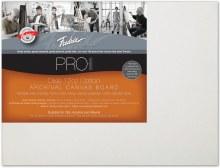 Fredrix Pro Cotton Canvas Panel, 9x12