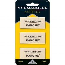 Magic Rub Erasers, Block Eraser